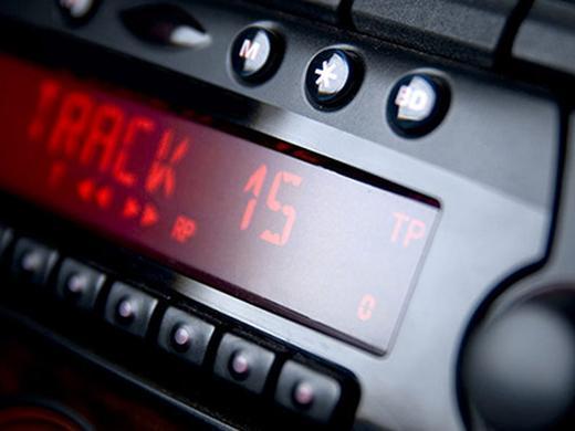 Gps e musica in auto