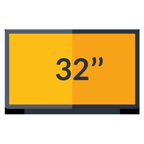 Tv 32 pollici