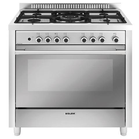 Cucine a gas con forno elettrico