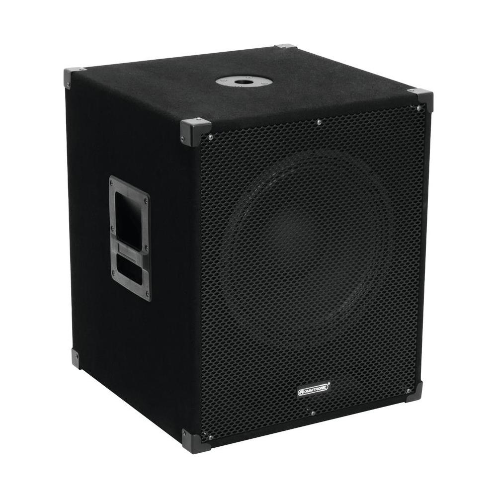 Subwoofer amplificato