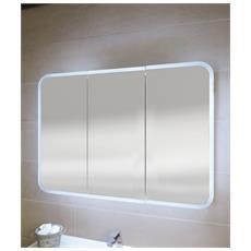 Specchio bagno led