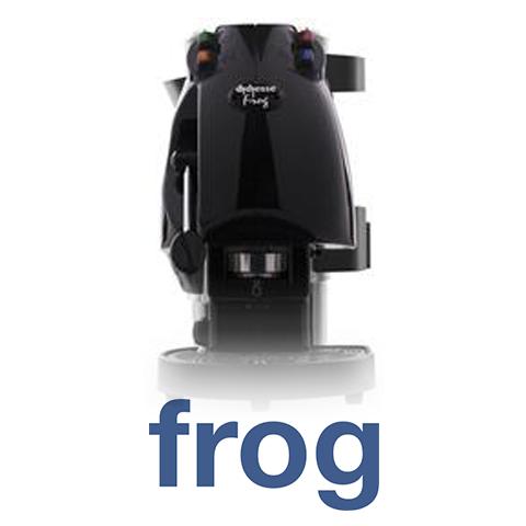 Frog macchina caffè