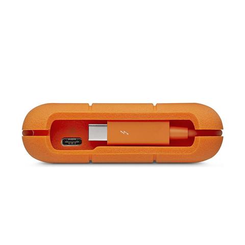 Hard disk thunderbolt
