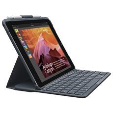 Tucano - Custodia per iPad Air (2019) tastiera Bluetooth integrata