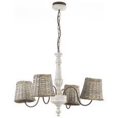 Lampadari rustici