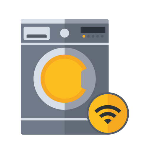 Lavatrice wifi