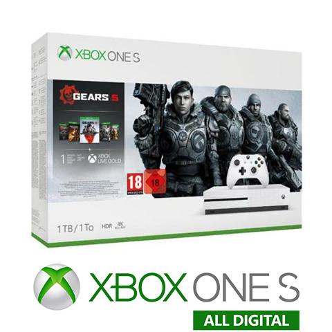 Xbox one s offerte
